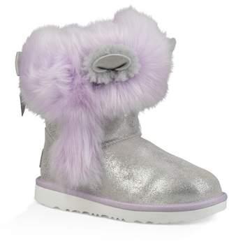 UGG Maizey Classic II Genuine Sheepskin Boot (Little Kids & Big Kids)