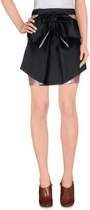 DANIELE CARLOTTA Knee length skirts