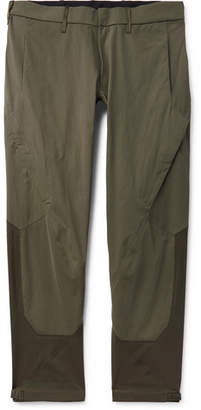 Arcteryx Veilance Arc'teryx Veilance Apparat Slim-Fit Cotton And Nylon-Blend Trousers