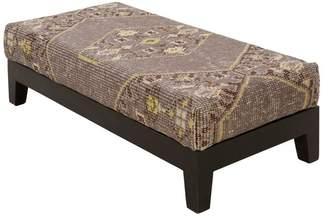 Surya 12 Global-Inspired Rectangle Bench