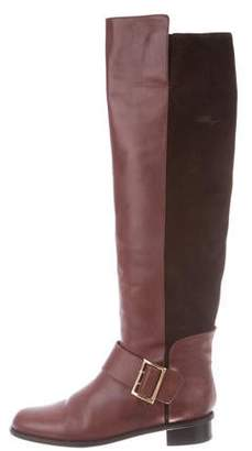 Derek Lam Buckle Embellished Boots