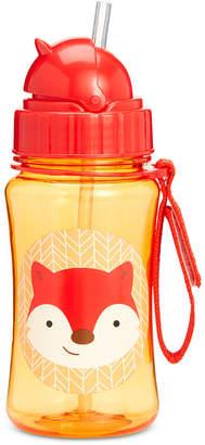 Skip Hop Fox Zoo Straw Water Bottle