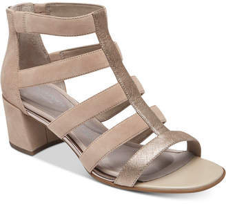 Rockport Alaina Caged Sandals Women's Shoes