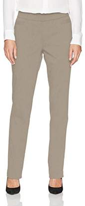 Briggs Women's Super Stretch Millennium Welt Pocket Pull on Career Pant