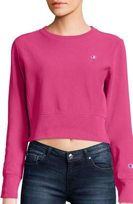 Champion Reverse Weave Crop Sweatshirt