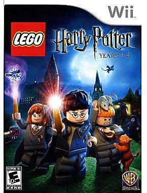Nintendo WiiTM LEGO® Harry Potter