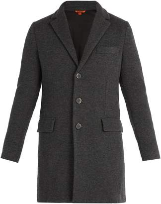 Barena VENEZIA Borella single-breasted wool-blend overcoat
