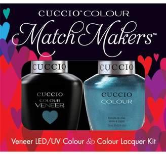 Cuccio Veneer and Colour Matchmaker Nail Polish