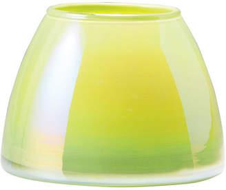 Vietri Italian Glass Votive - Light Green