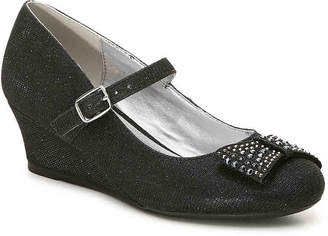 Jessica Simpson Windsor Toddler & Youth Wedge Pump - Girl's