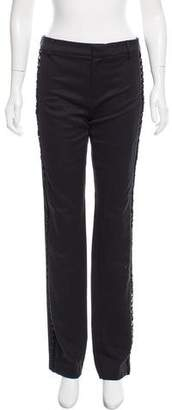 Sharon Wauchob Embroidered Mid-Rise Pants w/ Tags