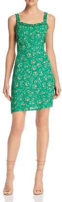 Faithfull The Brand Esther Floral Tie-Back Dress