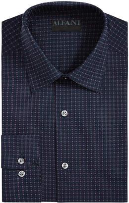 Alfani Men's Classic-Fit AlfaTech Dobby Shirt, Created for Macy's