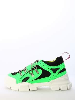 Gucci Sneaker Flashtrek Fluo Green