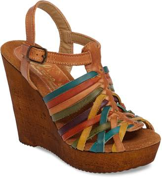 Sbicca Jimena Platform Wedge Sandal