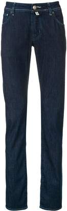 Jacob Cohen low rise skinny jeans