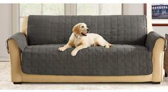 Sure Fit Box Cushion Sofa Slipcover