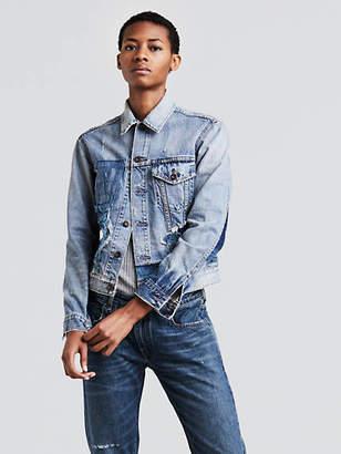 Levi's Made in Japan Boyfriend Trucker Jacket