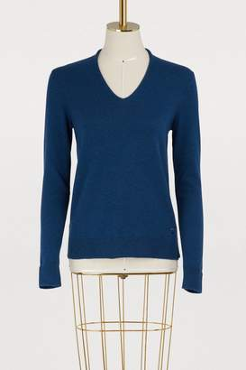 Loro Piana V-neck sweater