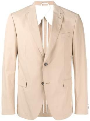 HUGO BOSS single breasted blazer