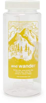 Nalgene And Wander - X Mountain 560ml Water Bottle - Mens - Yellow