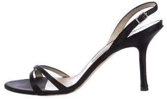 Jimmy Choo Jasmin Slingback Sandals