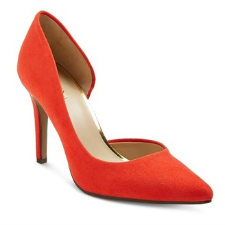 "Merona Women's d'Orsay Lainee Pumps with 3.75"" Heels Merona $29.99 thestylecure.com"