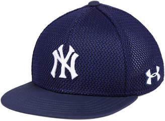 Under Armour Boys' New York Yankees Twist Cap