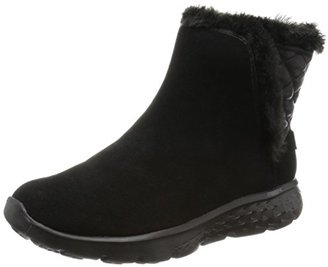 Skechers Performance Women's On The Go 400 Cozies Winter Boot $35.17 thestylecure.com