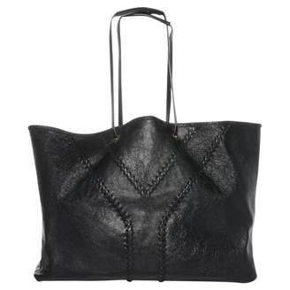 Saint Laurent Chyc Black Leather Handbags