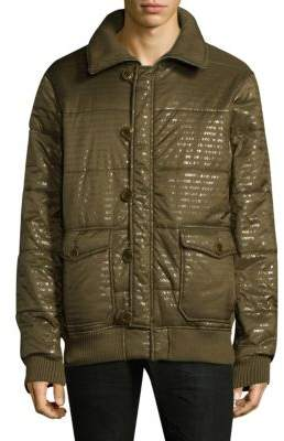 PRPS Nuclear Quilted Jacket