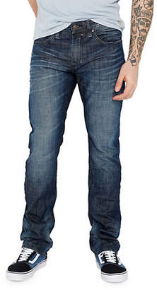 Buffalo David Bitton Evan-X Stretch Slim Straight Jeans