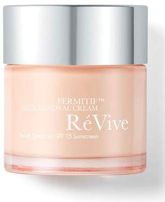 RéVive Fermitif Neck Renewal Cream SPF 15, 2.5 oz.