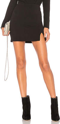 Privacy Please Springfield Mini Skirt