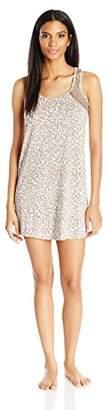 PJ Salvage Women's Coco Chic Animal Print Nightgown