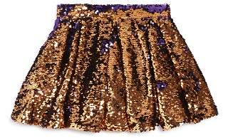 Bardot Junior Girls' Bella Reversible-Sequin Skirt - Little Kid