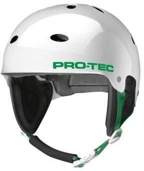 PROTEC B2 WAKE Helm gloss white