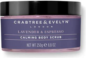 Crabtree & Evelyn Lavender & Espresso Sugar Body Scrub