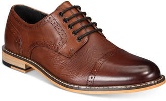 Bar III Men's Parker Cap-Toe Brogues Created for Macy's Men's Shoes