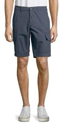 Black & Brown Black Brown Classic Cotton Cargo Shorts