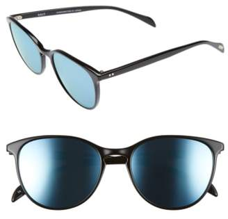 Salt Kiani 53mm Polarized Retro Sunglasses