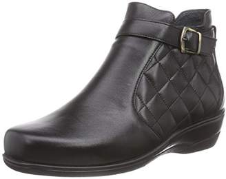 Florett Women 03255 Cold Lined Classic Boots Short Length Black Size: 4 UK