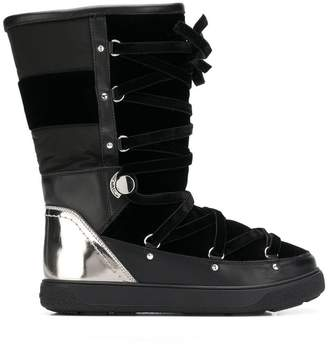 e63fd35f90f4 Moncler Round Toe Boots For Women - ShopStyle Canada
