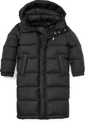 Ralph Lauren Quilted Long Down Coat