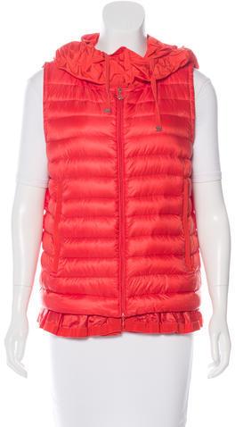 MonclerMoncler Lucila Puffer Vest