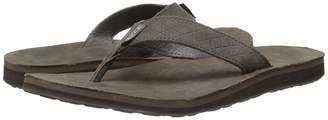 Teva Classic Flip Leather Diamond Men's Sandals