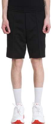 Stella McCartney Black Polyester Shorts