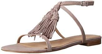 Marc Fisher Women's Crystal Flat Sandal
