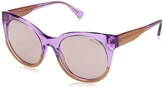 Ralph Lauren Ralph by Women's 0ra5246 Non-Polarized Iridium Oval Sunglasses