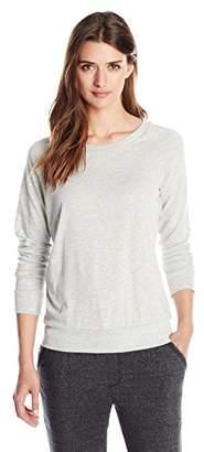 Alternative Women's Slouchy Pullover Sweatshirt